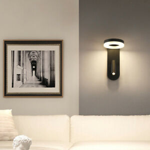 9W LED Wall Sconce Light Fixture Reading Lamp Dual Switch Indoor Home Hotel Lamp