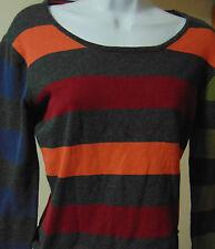 Tommy Hilfiger Women's Medium striped Cotten Blend Top