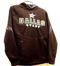 Dallas Stars Youth Pullover Hoodie Sweatshirt - Black/Camo Lining in Hood