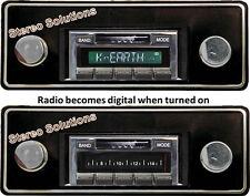 74-78 Ford Mustang II NEW USA-630 II 300 watt AM FM Stereo Radio iPod, USB, Aux