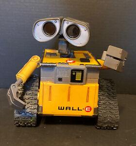 "Wall-E Talking Robot Disney ThinkWay Tested 7"""