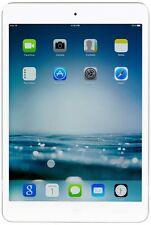Apple iPad mini Retina Display 32GB, Wi-Fi + Cellular - White/Silver - Unlocked