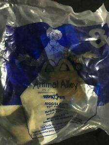 Riggsley #8 - Animal Alley - Toys R Us McDonalds Exclusive 2001