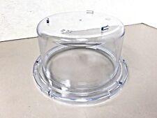 Bentley BC2 Clear Round Meter Cover Medium Depth Polycarbonate UV Resistant