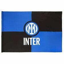 Bandiera Inter originale Nuovo Logo 2021 Misure 100x140 ufficiale