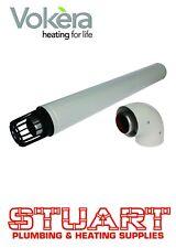 Volkera - Standard Horizontal Flue For Easi Flo Water Heater Boiler - 2359029