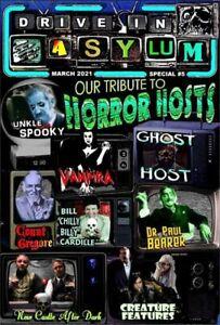 Drive In Asylum Special #05 film fanzine Groovy Doom Bill Van Ryn 2021