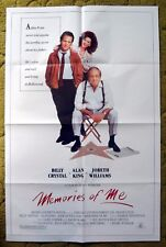 "A Son tries to make peace with his Father in ""MEMORIES OF ME"" - movie poster"