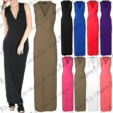 Party Sleeveless Maxi Dresses for Women