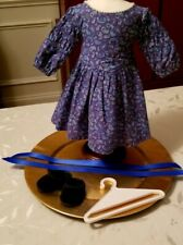 American Girl Kirsten Baking Outfit Dress
