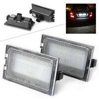 2*LED License Number Plate Light Lamp Bulb For2005-2013Land Range Rover L320 NRZ
