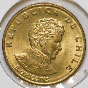Chile 1971 10 Centesimos 196869 combine shipping