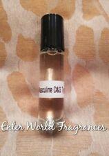 Masculine D&G Type for Men (M) Perfume Body Oil 1/3 oz Roll-On