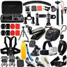 Action Camera Accessories Kit for GoPro Hero 8 Max 7 6 5 4 Black GoPro