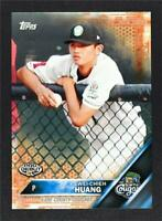 2016 Topps Pro Debut Orange #87 Wei-Chieh Huang /25 - NM-MT
