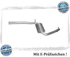 Mittelschalldämpfer Audi A4 (B7) 1.9 2.0 TDI Stufenheck Avant Auspuff Mitteltopf