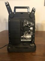 Vintage Bell And Howell Projector Model 256 Made In USA Movie Projector