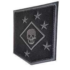 USMC Raiders Marines MARSOC subdued ACU embroidered badge tag sew iron on patch