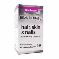 Bluebonnet Beautiful Ally Beautiful Ally Hair Skin and Nails - 60 Capsules