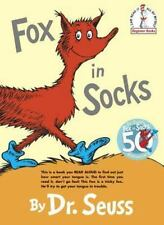 NEW - Fox in Socks (Beginner Books) by Dr. Seuss; Theodore Geisel