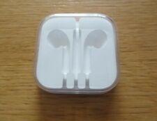 Genuine Apple Iphone Headphones Earbud Earphone White Orginal Case (Empty Case)