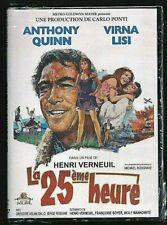 DVD - LA 25eme HEURE (ANTHONY QUINN - VIRNA LISI) NEUF