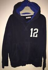 Boys Age 6 (5-6 Years) - M&S Hooded Long Sleeved Sweater Top