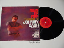 JOHNNY CASH - RING OF FIRE, CS 8853 COLUMBIA