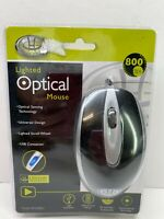 Lighted Optical Mouse