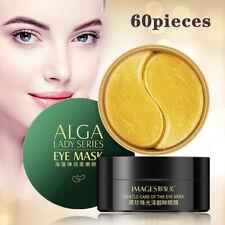60 PCS Collagen Moisturizing Gel Eye Mask Remove Dark Circles Anti Age Wrinkle