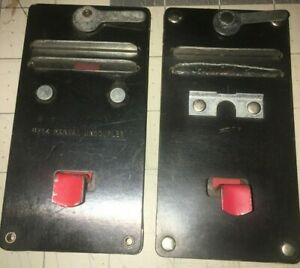 Vintage American Flyer S Scale #704 Manual Uncoupler Track Switch - Lot of 2