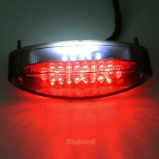 28 LED 12V Motorcycle ATV Dirt Bike Brake Stop Running Tail Light Universal