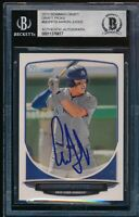 AARON JUDGE 2013 Bowman #BDPP19 BGS Beckett Authentic Autograph Auto Rookie RC