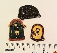 3 Little League Baseball PINs - MI UMPIRE D9