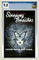 💥Sleeping Beauties #1 CGC 9.8 Graded Pre-Order Peach Momoko Variant Comic 💥