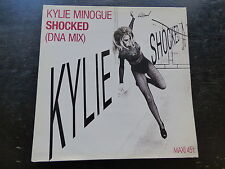 Kylie Minogue : Shocked ( DNA mix )  maxi 45 T.  - 1991 - columbia -14-657263-20