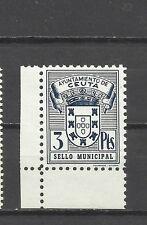 542-ANTIGUO SELLO LOCAL ESPAÑA.FISCAL CEUTA MNH ** LOCAL AYUNTAMIENTO  MUNICIPAL