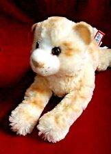 "14"" Douglas Cuddle Toy Striped Tabby Cat Plush Kitten"