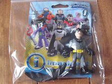 Fisher Price Imaginext BATMAN Unmasked BRUCE WAYNE Series 1 DC Super Friends NEW