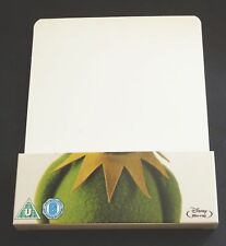 REPLACEMENT J-CARD / BACKING CARD FOR DISNEY 'S THE MUPPETS UK BLU-RAY STEELBOOK