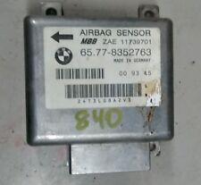 92-99 BMW 8 Series  AIRBAG SENSOR SRS 65.77-8352763 OEM