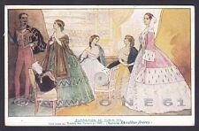 TORINO CITTÀ 440 ESPOSIZIONE 1911 MODA PELLICCE REVILLON FUR FOURRURES Cartolina