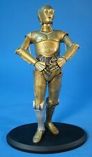 ATTAKUS Star Wars C3PO statue~Darth Vader~R2-D2~NIB
