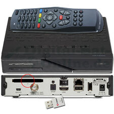 ►Dreambox DM525 HD DVB-S2 E2 Linux PVR HDTV H.265 USB LAN CI Sat Receiver + WLAN