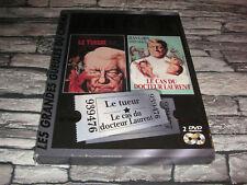 LE TUEUR + LE CAS DU DOCTEUR LAURENT / JEAN GABIN  / COFFRET 2 DVD 2 FILMS