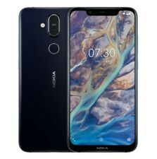 Nokia X7 (Nokia 8.1 China Version) 6GB/128GB Dual Sim TA-1131 - Black-att