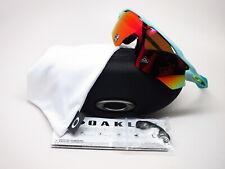Oakley Radar EV Path OO9208-7738 Arctic Surf w/Prizm Ruby Sunglasses