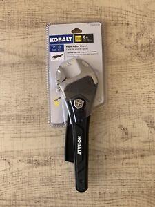 Kobalt Rapid-Adjust Wrench 8in (20,32 cm)