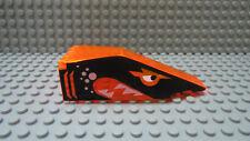 LEGO® Cockpit 2507pb01  transp neon orange  10x4x2 bedr LEGO Bau- & Konstruktionsspielzeug Shark 6155 6190 6135
