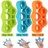 3pack Finger Stretcher Hand Exercise Grip Strength Resistance Bands Training USA